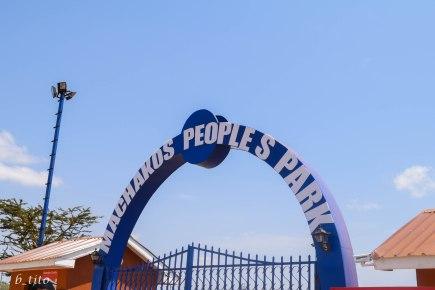 Machakos peoples park